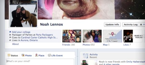 NOAH: il cortometraggio ambientato sul Mac, con Internet e Facebook sempre aperti